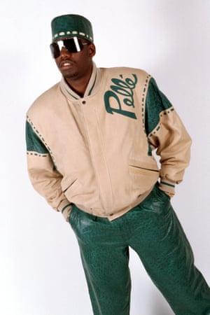 Kool Moe Dee, the original battle rapper.