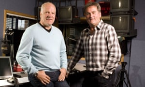 Andy Gray and Richard Keys in 2011.