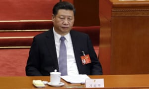 Chinese president Xi Jinping has called for tougher security measures in Xinjiang, during a session of the national people's congress.