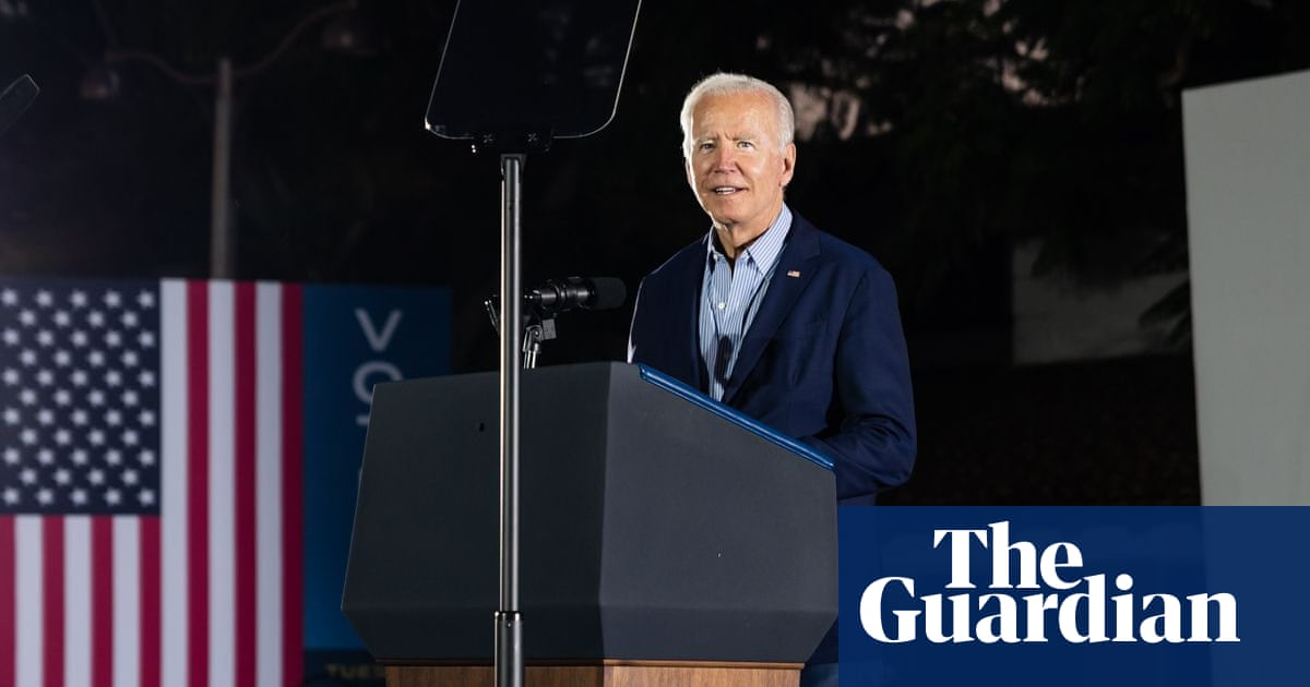 Joe Biden to propose target of vaccinating 70% of world in a year