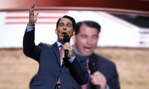 The Guardian's John Doe files revealed then Wisconsin governor Scott Walker's links to corporate cash.