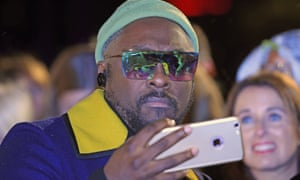 The Black Eyed Peas frontman will.i.am