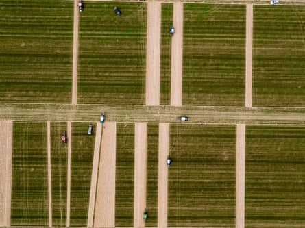 The World Ploughing Championships 2018.
