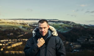 Singer Will Young, photographed at Hebden Bridge, West Yorkshire, talked to the Observer Magazine about his podcast Homo Sapiens.