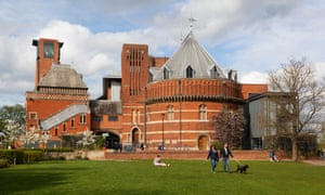 The RSC's Swan Theatre in Stratford-upon-Avon.