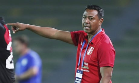 Nolberto Solano sorry after being detained for breaking Peru curfew