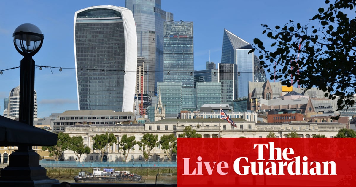 FTSE 100 heads for pandemic high; UK haulage association blasts cabotage changes – business live