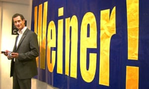 NYC mayoral hopeful Anthony, disgraced star of Weiner.