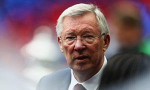 Sir Alex Ferguson underwent an operation on Saturday after collapsing at home.