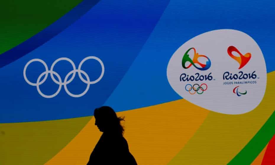 Olympic city of Rio de Janeiro