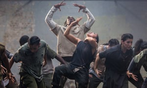 Hip-hop dance company Boy Blue perform REBEL in Art 50: The Sound of Britain.
