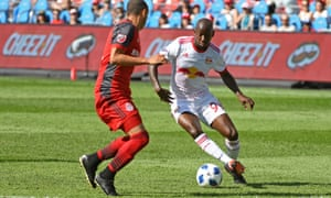 Bradley Wright-Phillips has found a new home in the United States