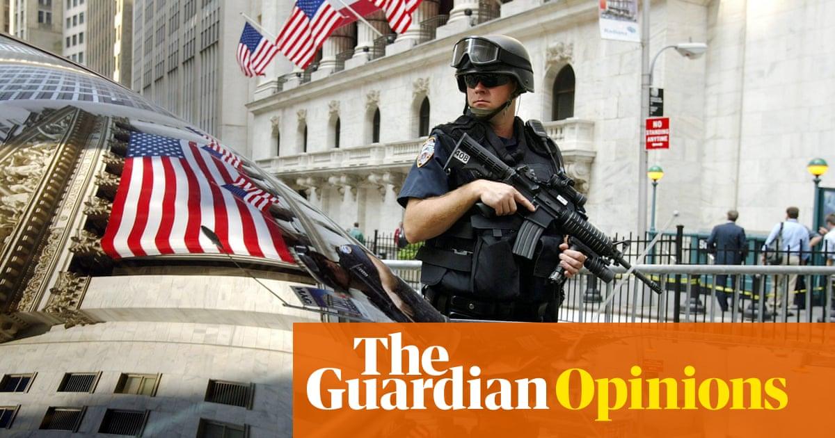 In the post-9/11 era, our greatest threat isn't jihadist terrorism any more