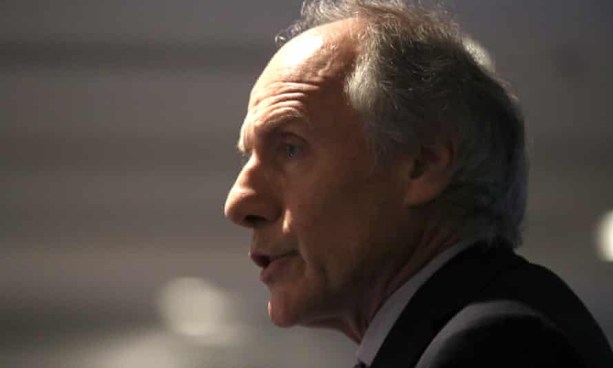 Australia's chief scientist Alan Finkel