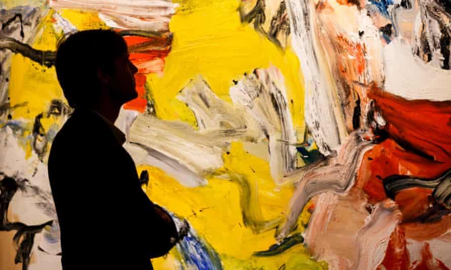 Willem de Kooning's Untitled XXI