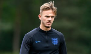 James Maddison has never played in an international tournament before and believes the excitement of doing so will 'add a few extra per cent' to his game.