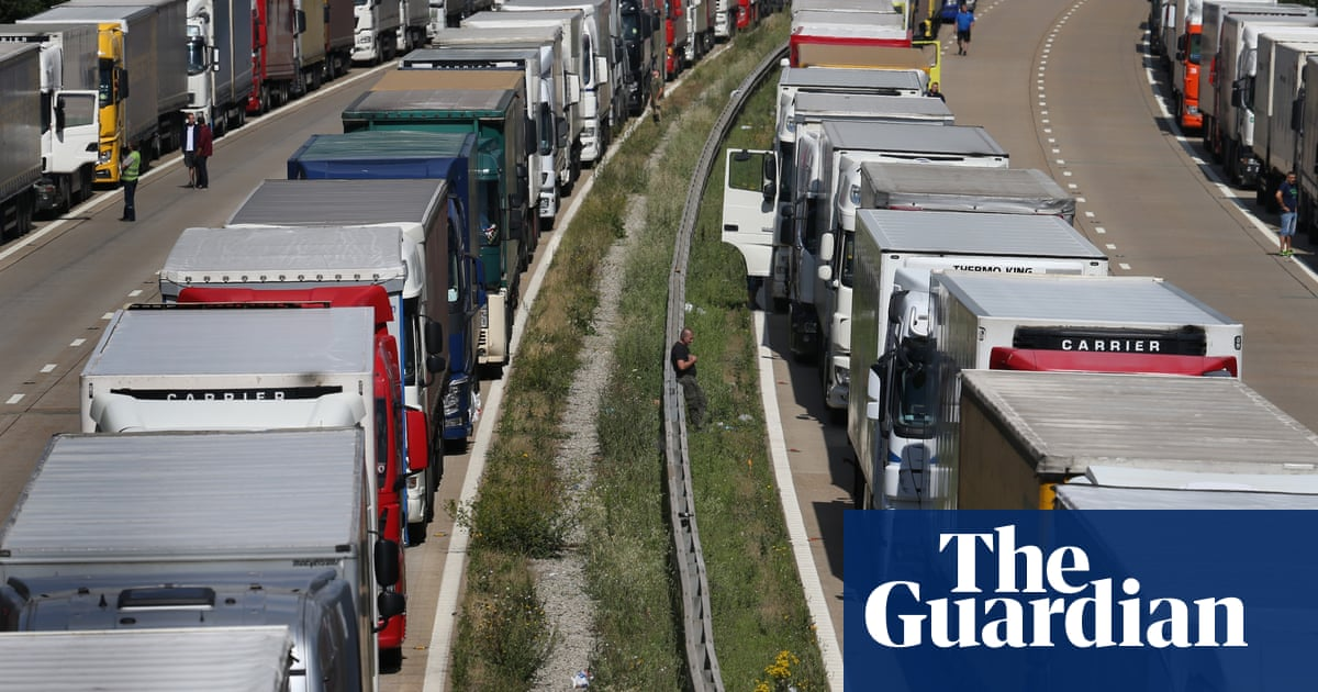 Second Kent motorway is possible post-Brexit lorry park