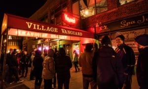 The Village Vanguard in New York.