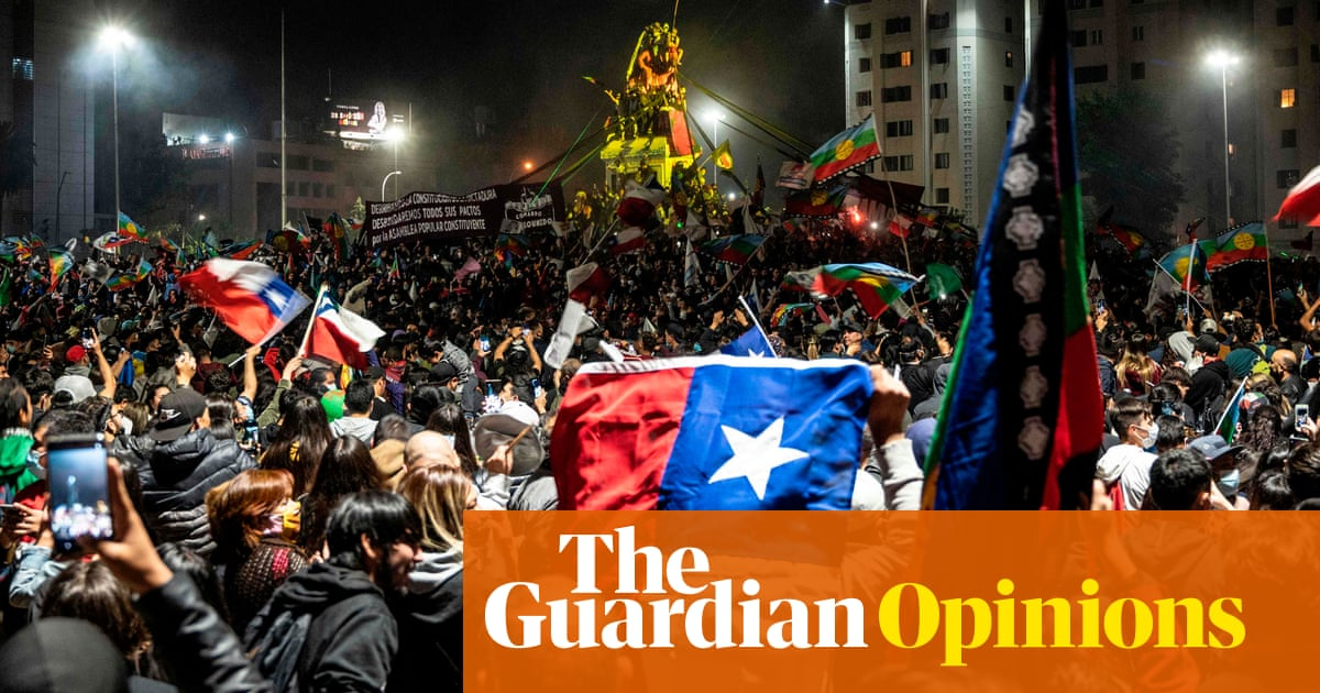 Chile's latest steps towards true democracy are a beacon for the world | Kirsten Sehnbruch