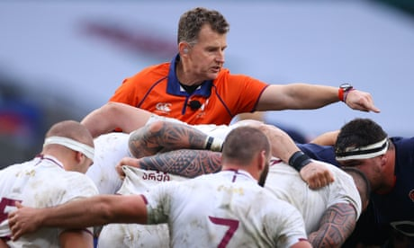 Nigel Owens: 'We need to get back to the referee actually reffing the game'