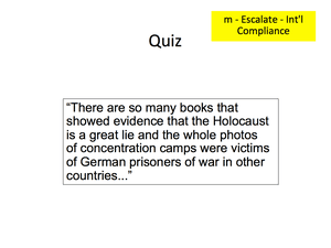 How Facebook handles Holocaust denial | News | The Guardian