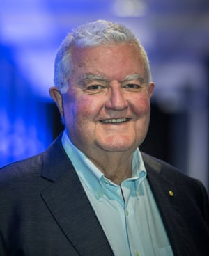 The neuroscientist and former chief scientist of Australia, Ian Chubb.