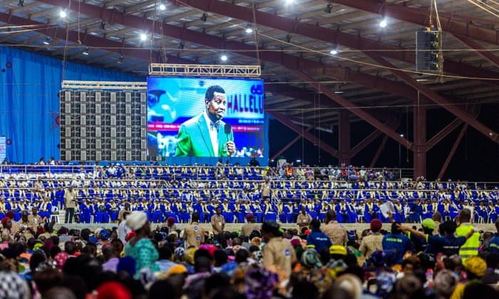 Eat, pray, live: the Lagos megachurches building their very own