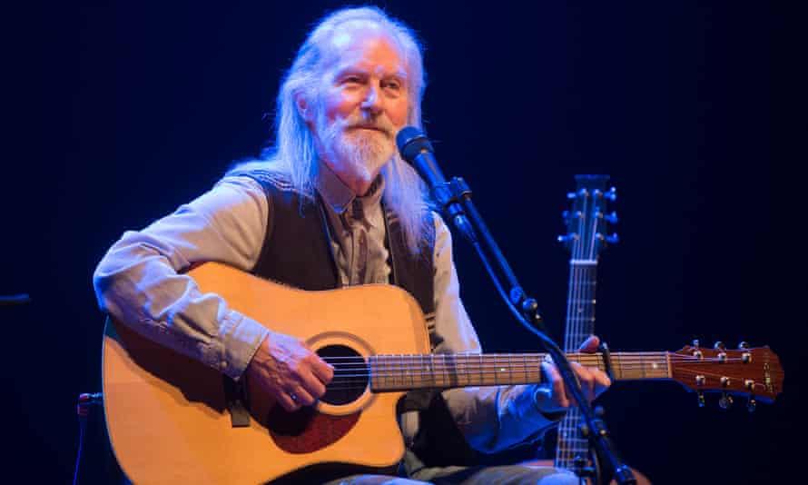 Roy Harper at the Royal Festival Hall, London