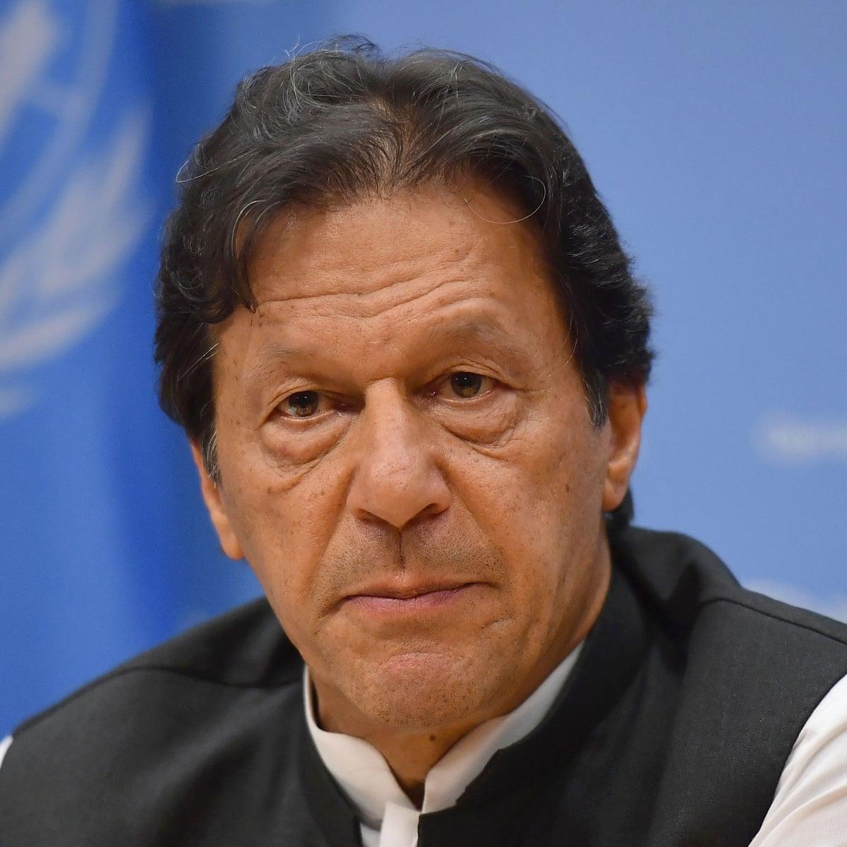 Imran Khan warns UN of potential nuclear war in Kashmir | Pakistan | The  Guardian