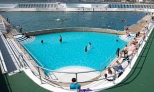 Jubilee Pool in Penzance reopened in May 2016 after a £3m repair project.