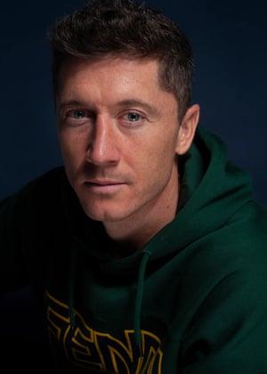 Robert Lewandowski.