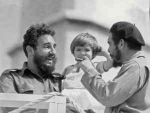 We were just a normal family': Che Guevara's daughter remembers her
