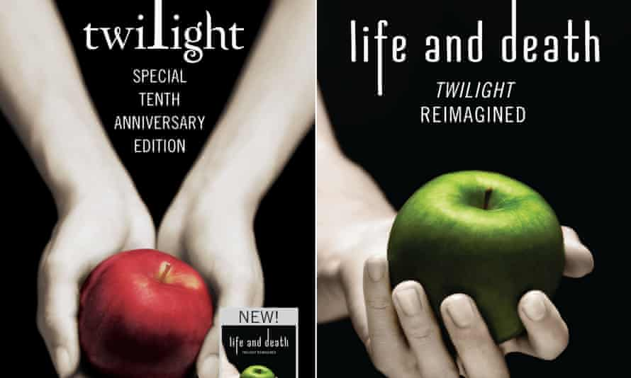 Life And Death by Stephenie Meyer, dual cover