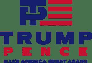 Trump/Pence logo