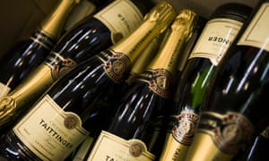Champagne Taittinger's investment comes amid a boom in English sparkling wine production