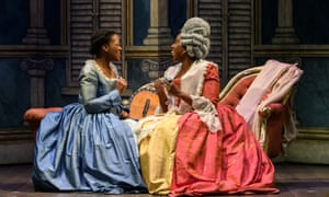 A scene from English Touring Opera's The Marriage of Figaro.