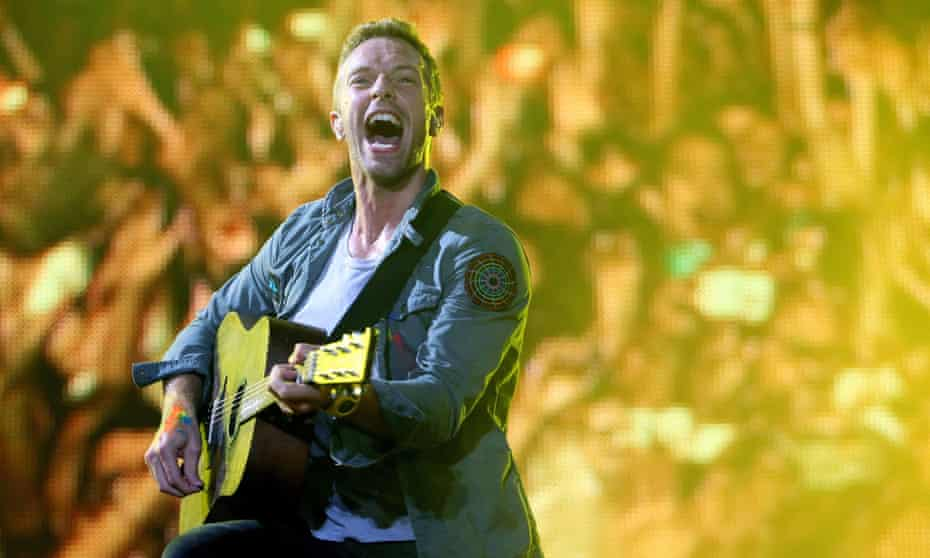 'Coldplay capture something fundamental to contemporary living.'