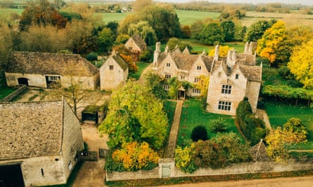 Kelmscott Manor in the Cotswolds, which is owned by the Society of Antiquaries of London.