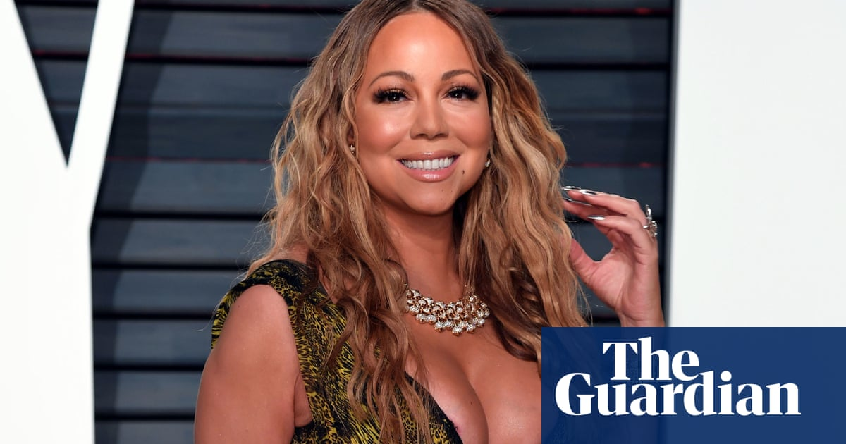 Heart Shaped Music Box? Mariah Carey reveals secret 90s grunge project - The Guardian