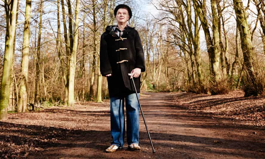 """'I can go out walking, and I'll actually say, """"I'm so happy to be alive.""""' Edwyn Collins"""