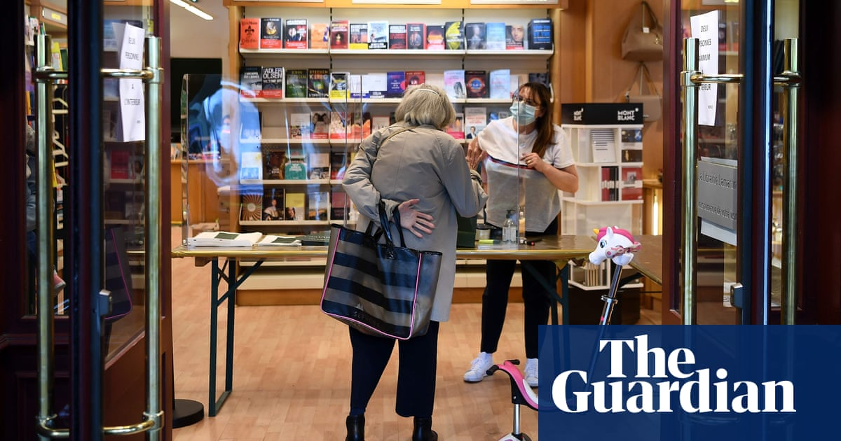 French bookshops ask to be treated as essential services during new lockdown