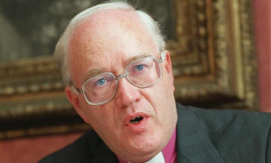 George Carey, the former archbishop of Canterbury