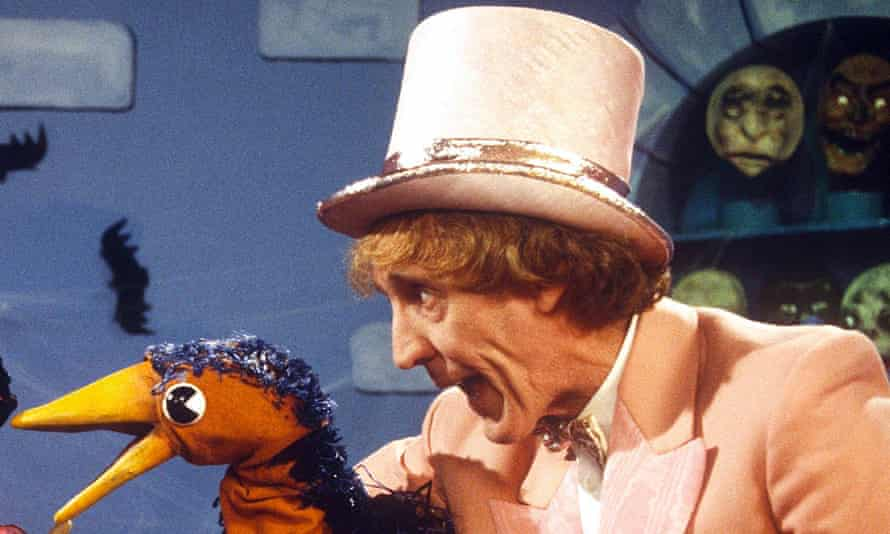 VARIOUSNo Merchandising. Editorial Use Only Mandatory Credit: Photo by ITV/REX Shutterstock (509209lw) CAROL LEE SCOTT, EMU AND ROD HULL ON 'EMU'S PINK WINDMILL SHOW' - 1987 VARIOUS