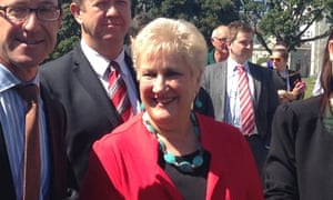 New Zealand high commissioner Annette King