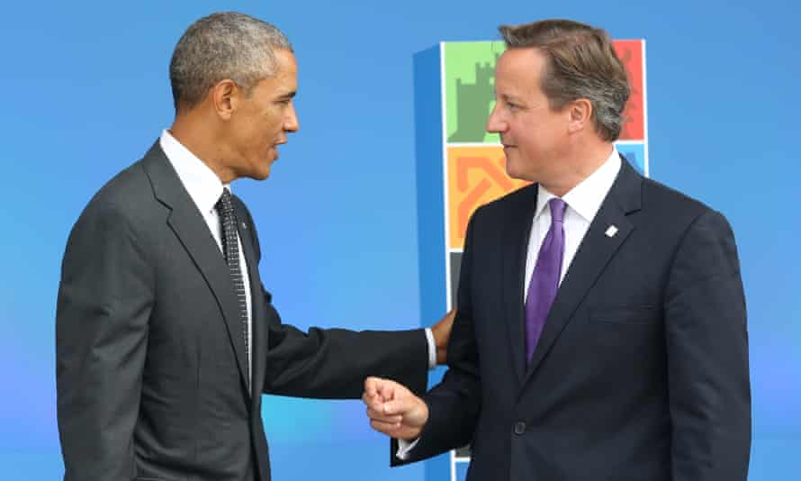 The inquiry has been given an added geopolitical relevance by the recent claim by Barack Obama that Cameron had become 'distracted by a range of other things' after the Libyan intervention.