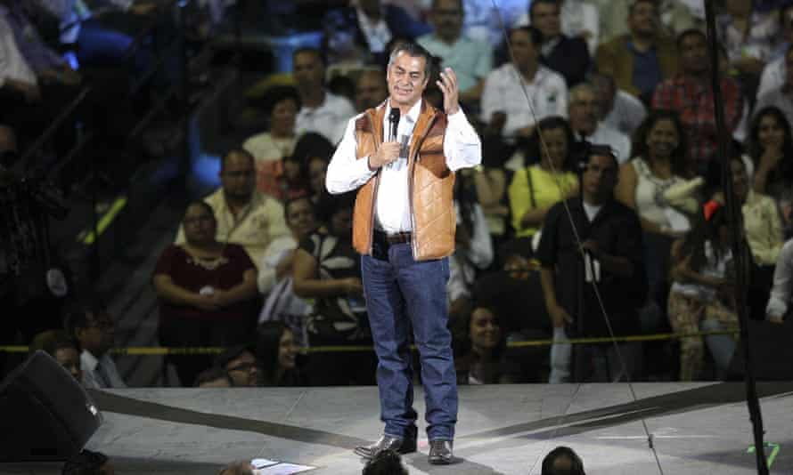 Jaime 'El Bronco' Rodríguez, independent candidate for governor of Nuevo León, would cause one of the biggest upsets in Mexican history if he won on Sunday.