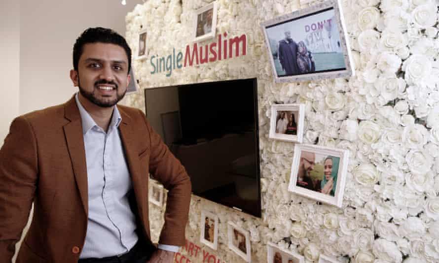 Adeem Younis, founder of SingleMuslim.com