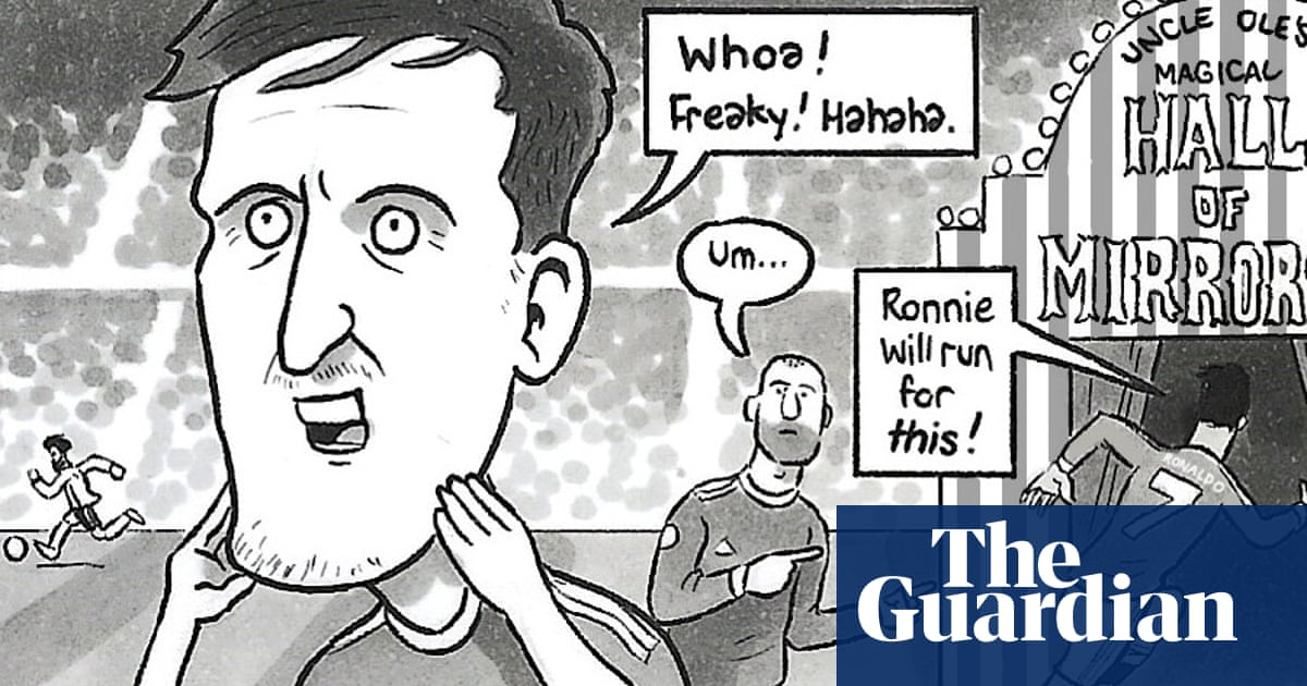 David Squires on … Ole Gunnar Solskjær's Manchester United circus