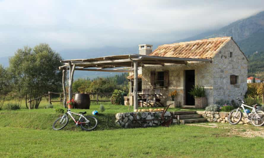 Kameni Dvori - Holiday Village Konavle Vineyard Cottage, Croatia