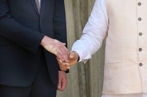 Modi leaves quite an impression on William